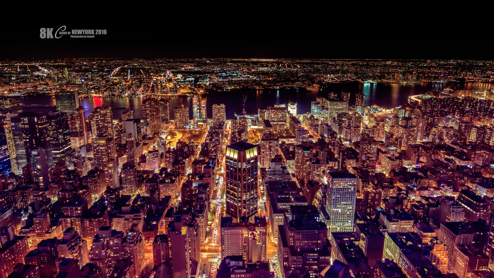 Check Out This 8k Time Lapse Of New York City Digital Photo Magazine
