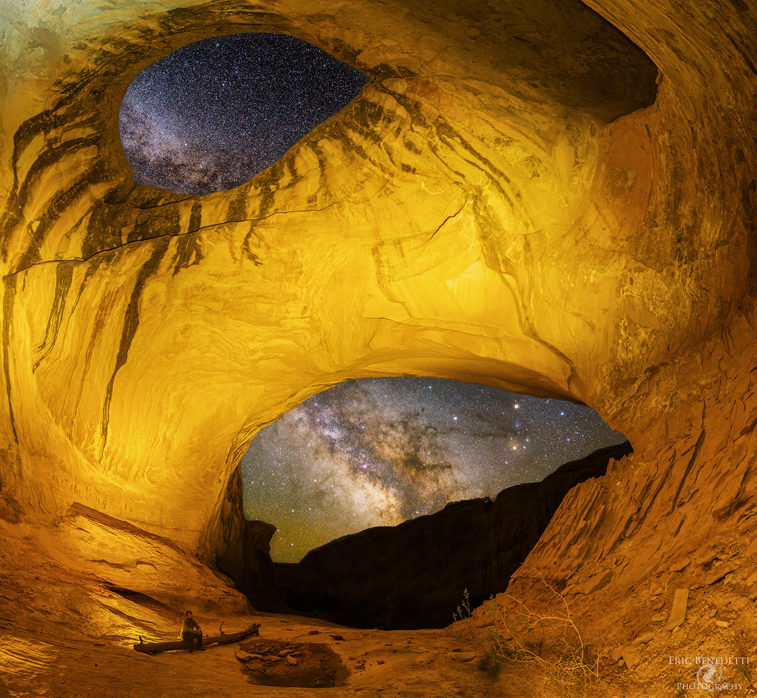 Wild Horse Cave by Eric Benedetti