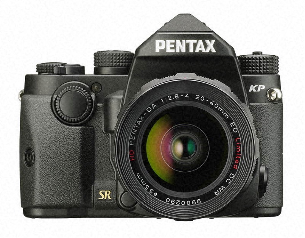 Ricoh Debuts Ultra-Compact Pentax KP DSLR - Digital Photo