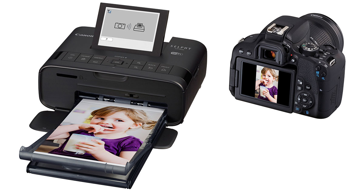 An updateCanon introduces the SELPHY CP1300 printer