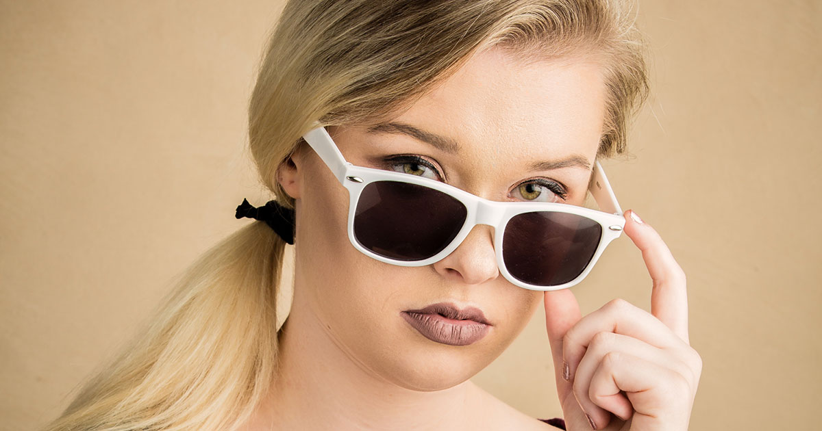 In the Digital Photo Tip of the Week, learn how to fix glare on glasses in your portraits and why you shouldn't use a polarizer.