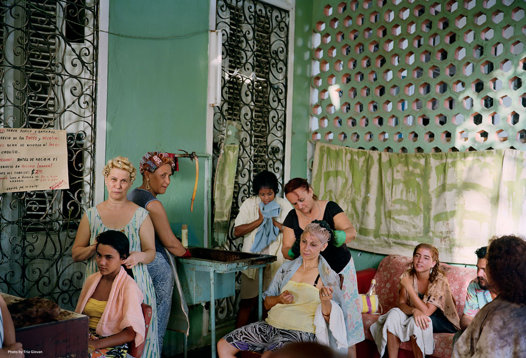 Cuba Is photography exhibit