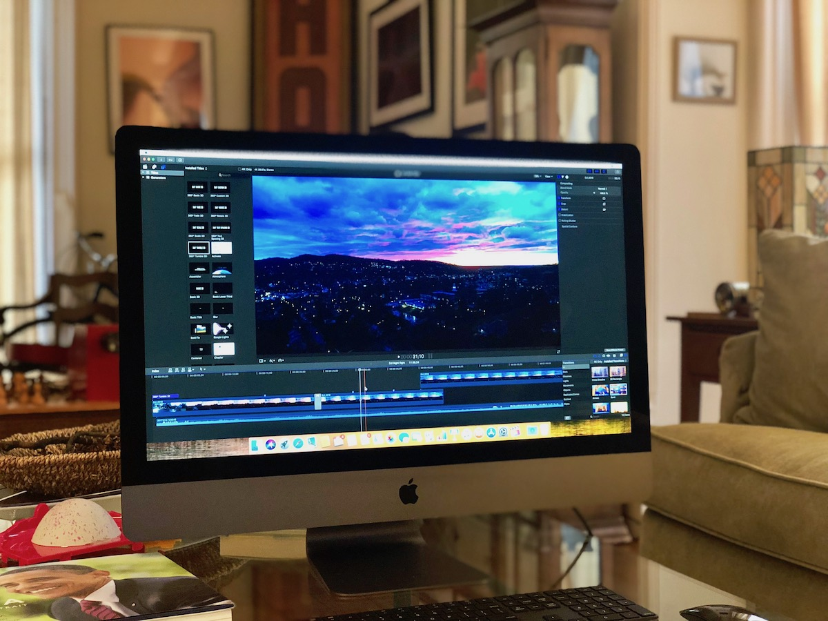 power to burn hands on with the apple imac pro digital photo magazine