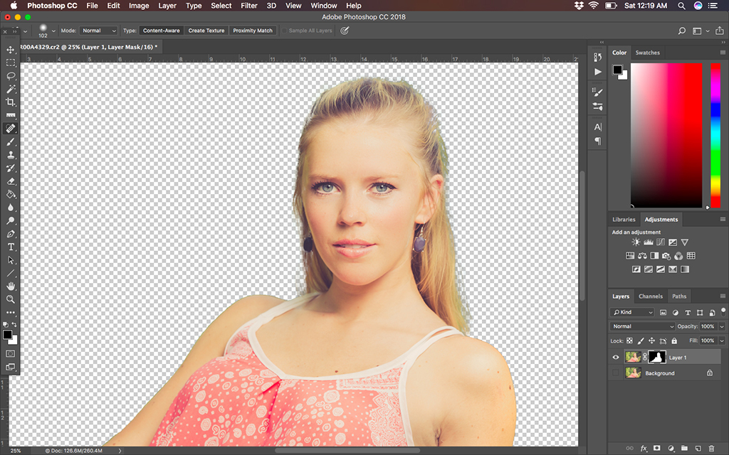 Save An Image With A Transparent Background Digital Photo Magazine
