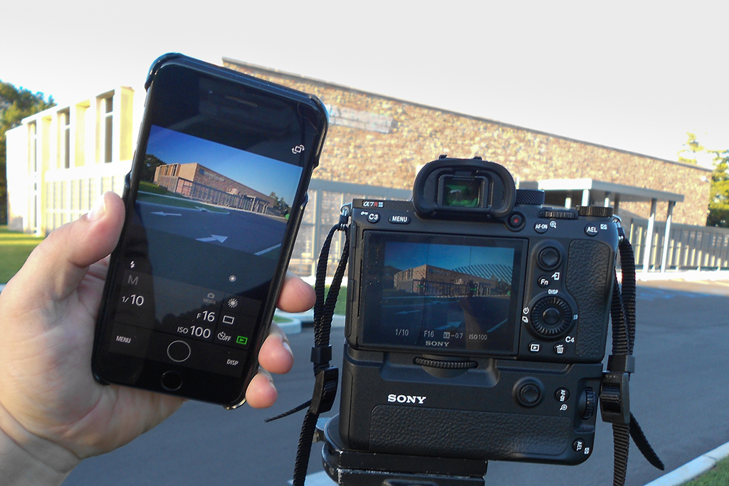 Control Your Camera With A Smartphone - Digital Photo Magazine