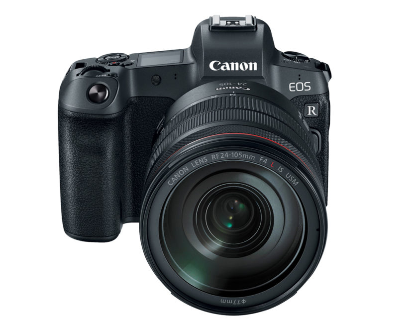 Canon EOS R Full-Frame Mirrorless System