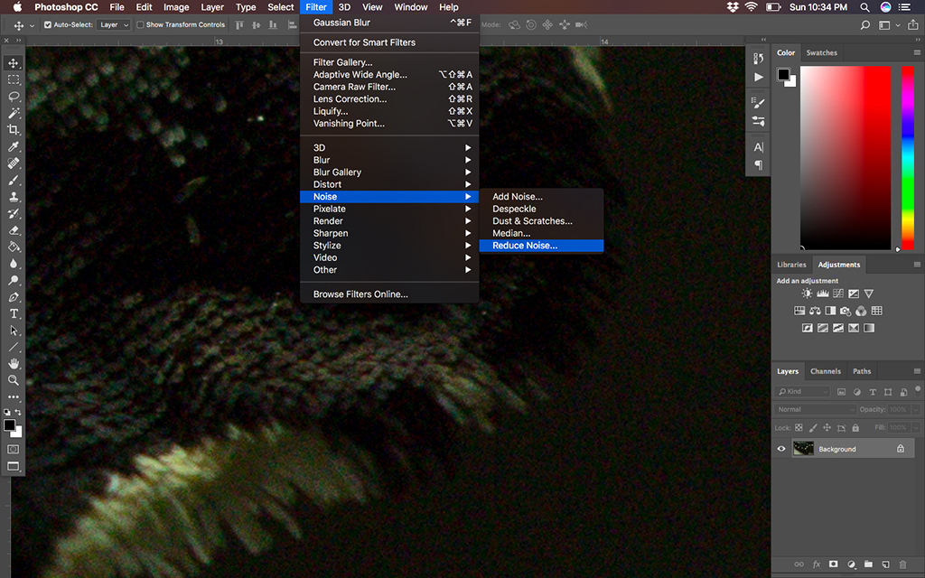 Noise Reduction Tools In Lightroom, Photoshop And Beyond