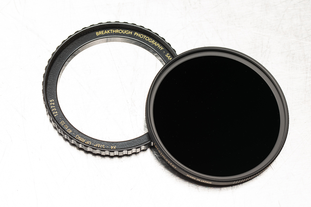 Fit One Filter To Several Lenses