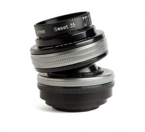 Lensbaby's Deliberate Distortion