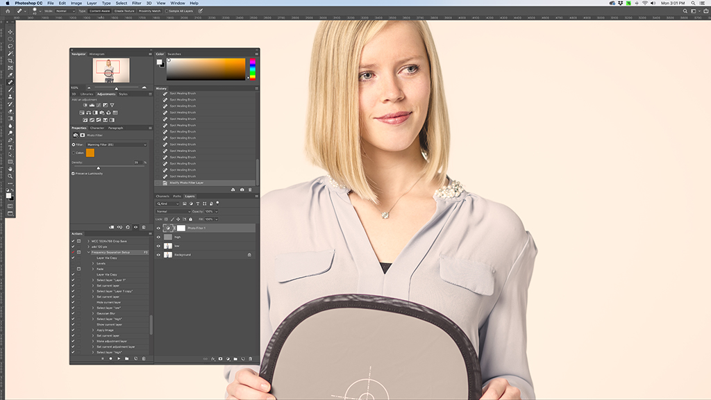 Portrait Color Management