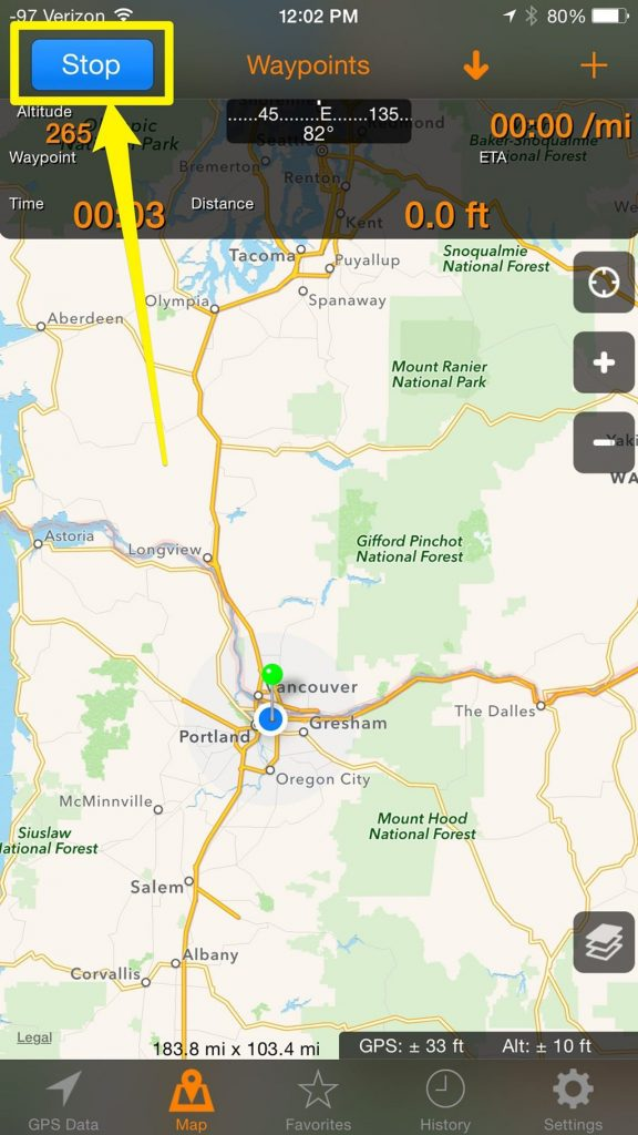 Geotagging with your phone