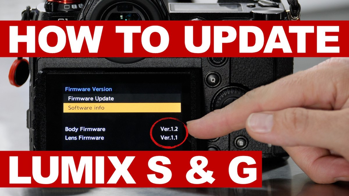 LUMIX S Series Updates & New Sigma Lenses