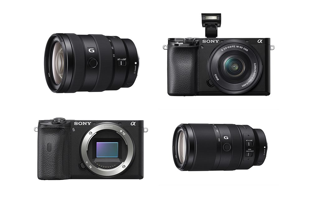 Sony Introduces Two New Mirrorless Cameras And Two New Lenses