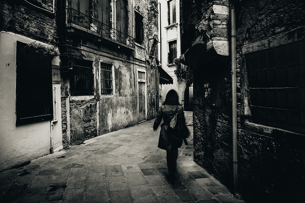 The Timelessness Of Black-And-White Street Photography