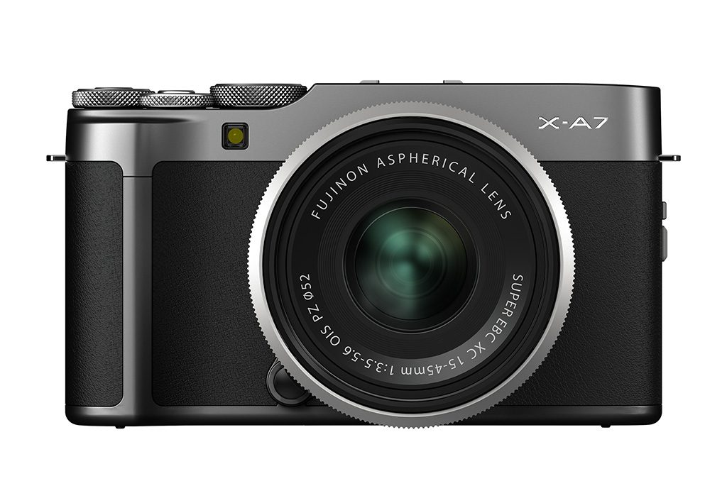 Fujifilm Introduces New Compact And Lightweight Mirrorless Camera: X-A7