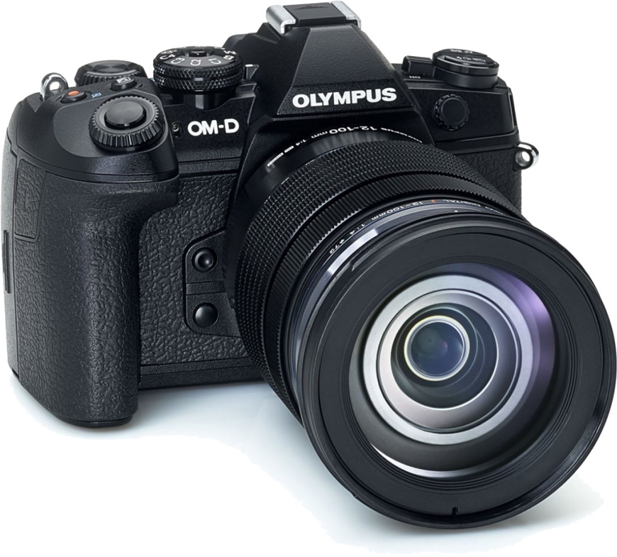 Olympus OM-D E-M1 Mark III and M.Zuiko 12-100mm
