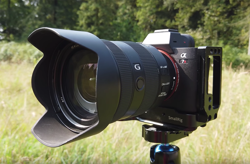 Five Reasons Why A 24-105mm Zoom Lens Is A Must Have