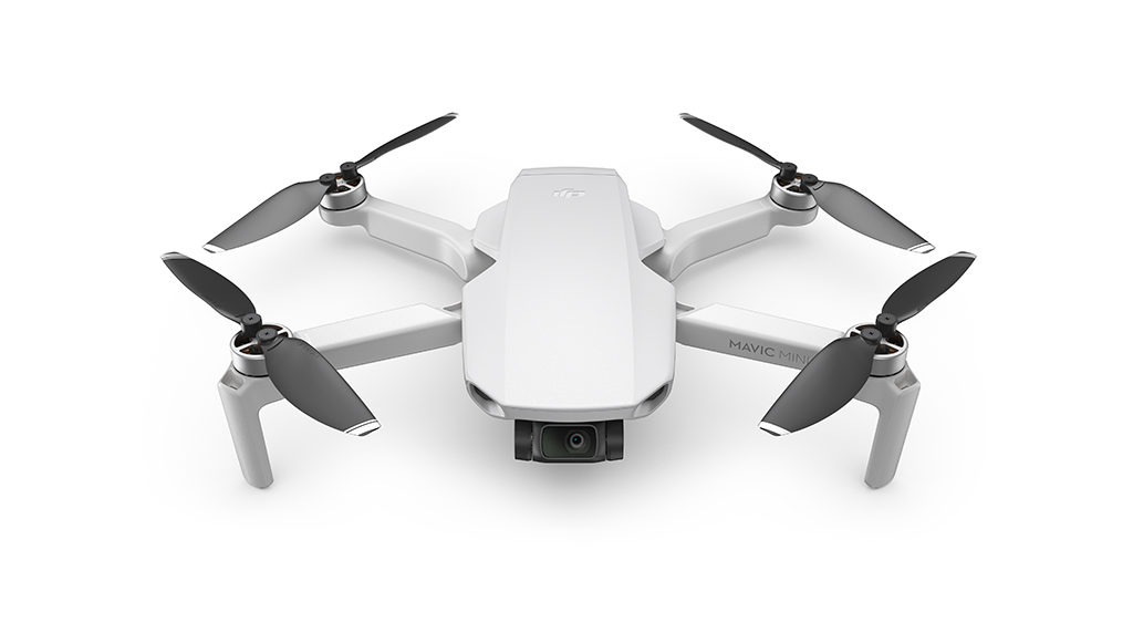 Mavic Mini Is DJI's Smallest And Most Lightweight Drone
