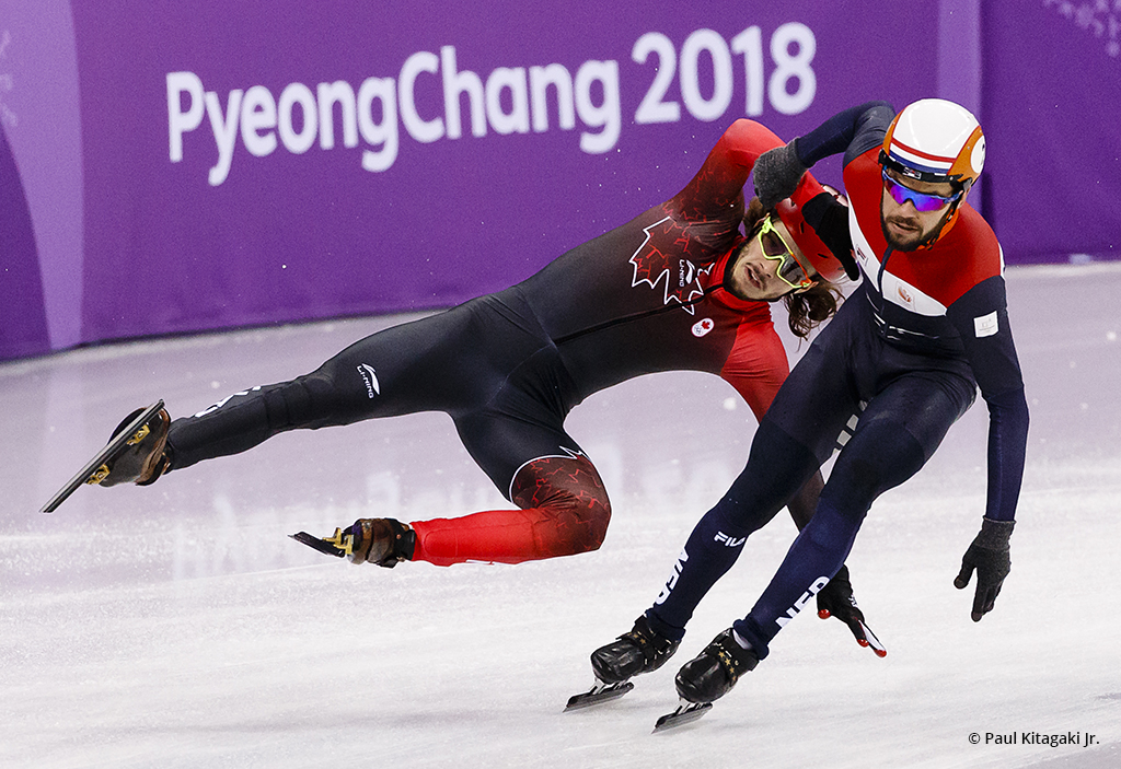 Gearing Up For The Olympics