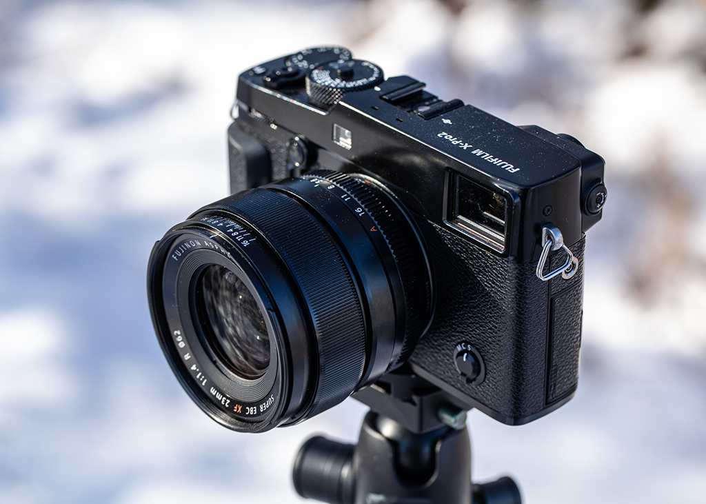Cold Weather Camera Tips