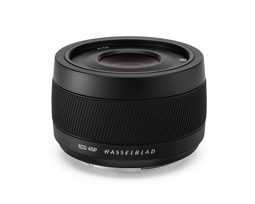 Hasselblad Launches New 45mm F4 Lens: XCD 4/45p