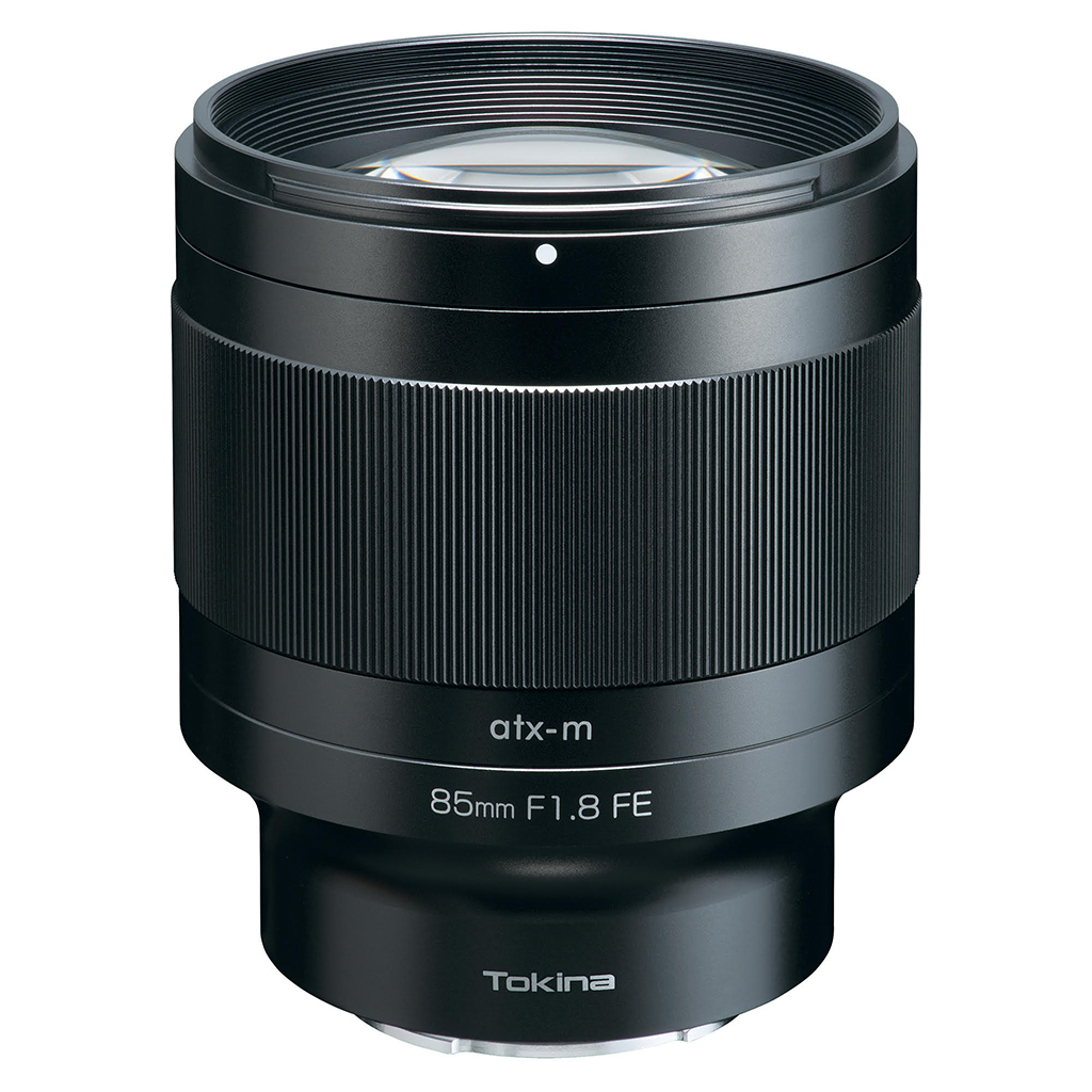 Tokina Announces New 85mm Prime Lens: The Tokina ATX-M 85mm F1.8 FE Lens