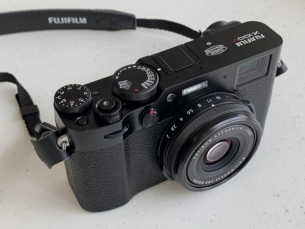 NTRODUCING THE FUJIFILM X100V: