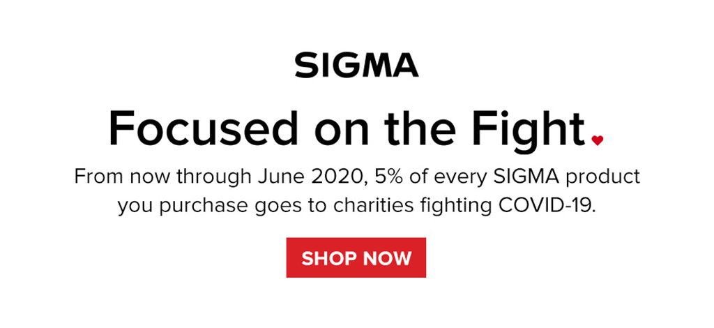 Sigma Announces Charitable Initiative For COVID-19 Relief Efforts