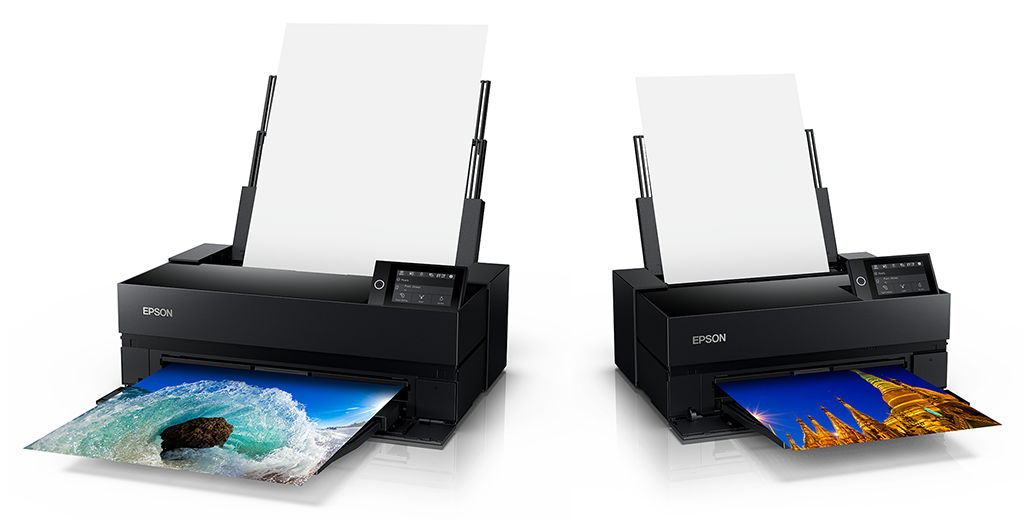 Epson Unveils Two Pro Desktop Color Inkjet Printers—Epson's SureColor P700 and SureColor P900
