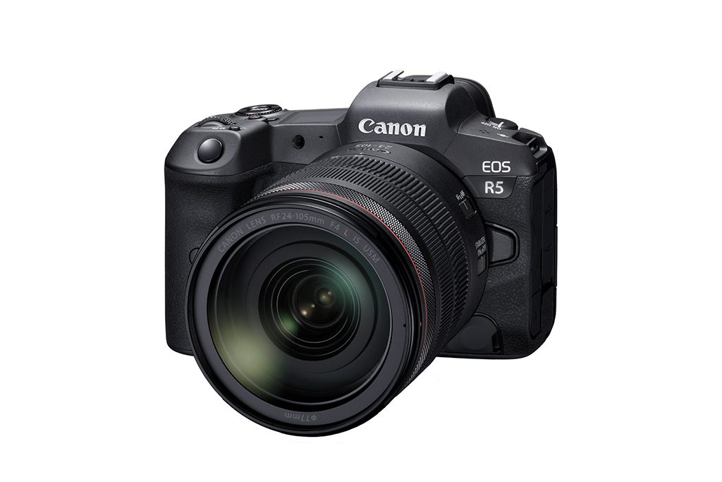 Canon EOS R5 Will Include Powerful 8K Video Features