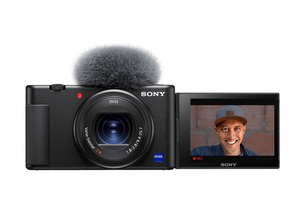 Sony Introduces ZV-1 Compact Camera For Vlogging