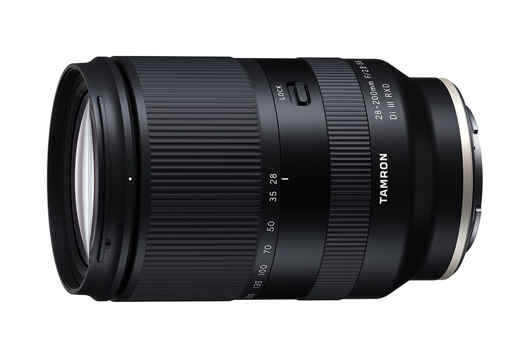 Tamron Launches All-In-One 28-200mm F/2.8-5.6 Zoom Lens For Sony E-Mount