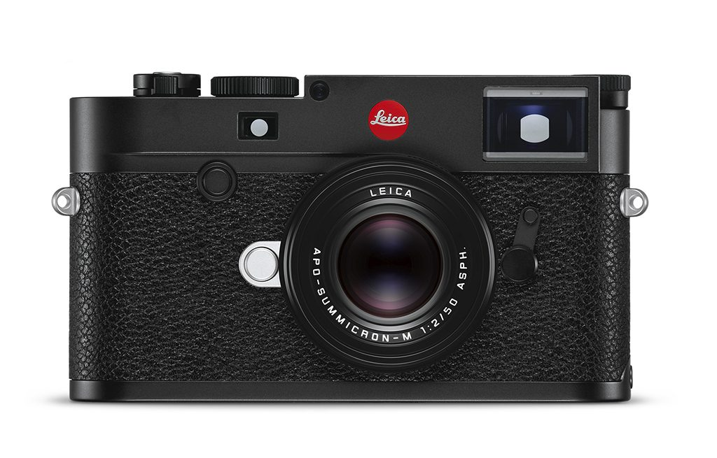Leica Introduces New 40-Megapixel M10-R Rangefinder