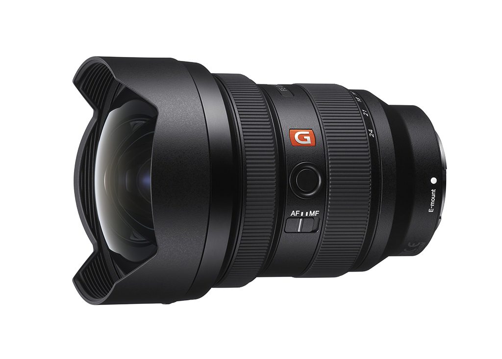 Sony Introduces New Ultra Wide 12-24mm Zoom Lens