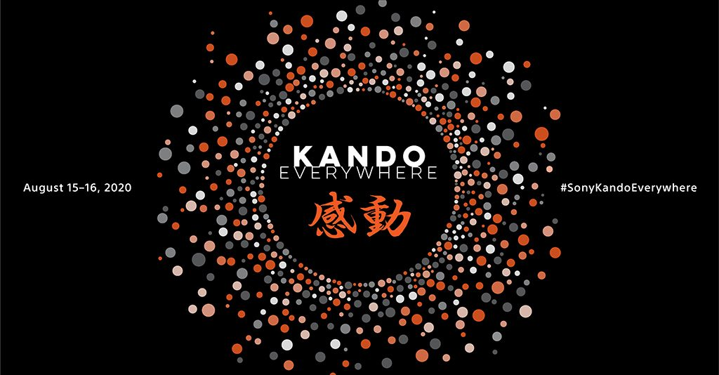 "Sony Announces Free Registration For ""Kando Everywhere"" Event"
