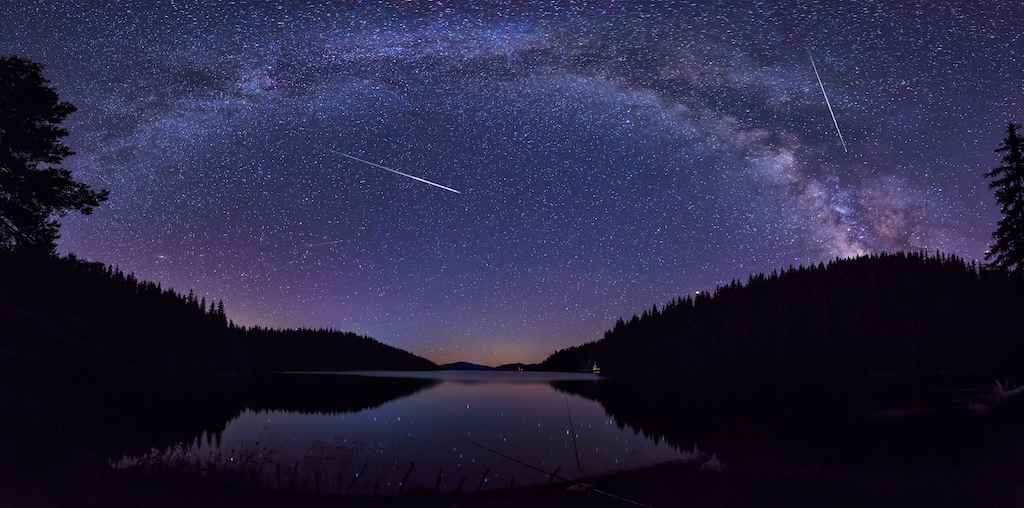 Photographing Starry Skies