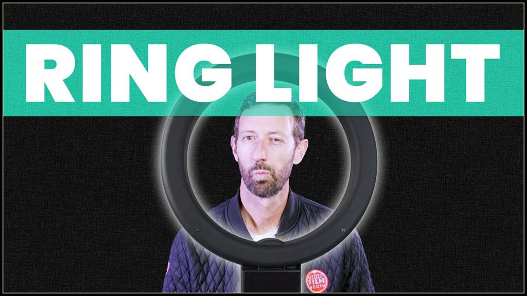 How to Use a Ring Light for Photography and Video: The Basics