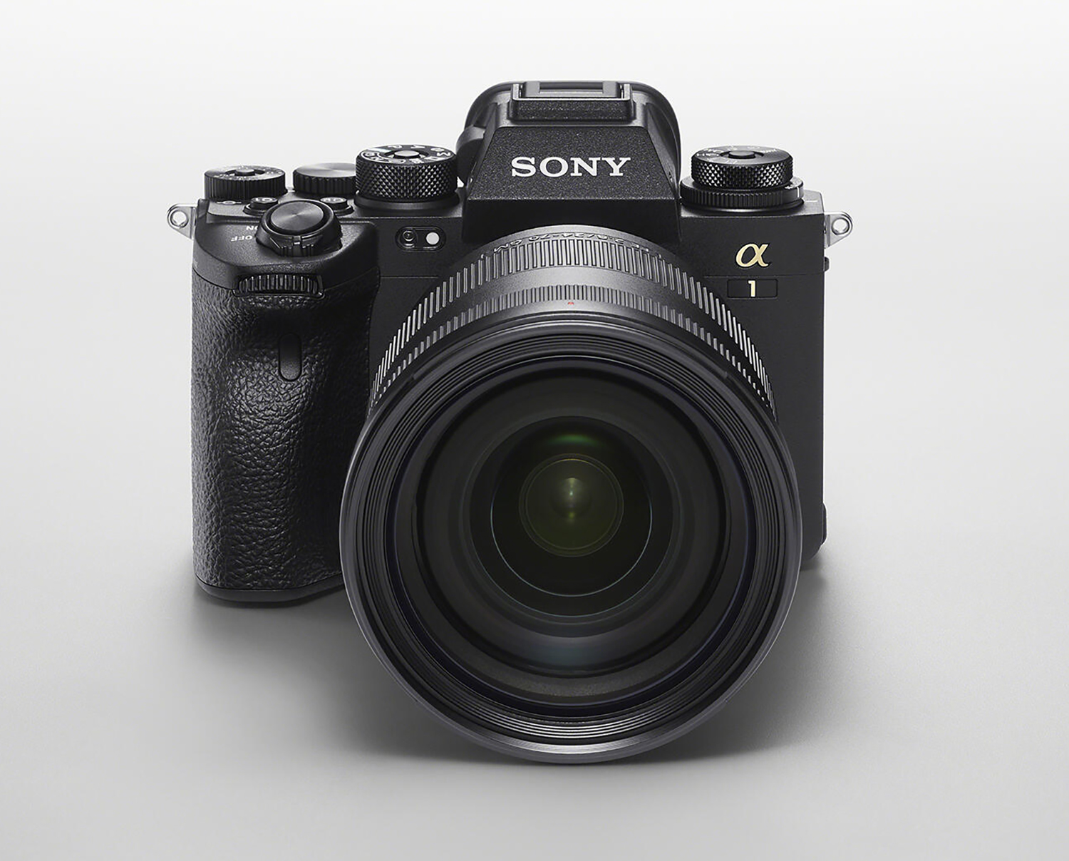 Hero photo of Sony A1 camera