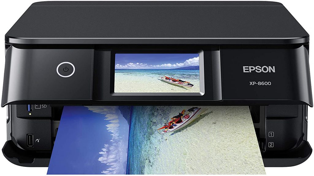 Epson Expression Photo XP-8600 Review: Best Budget Photo Printer 2021?