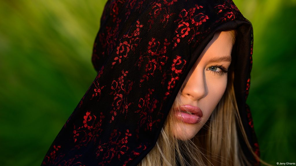5 Easy Tips to Help You Shoot Beautiful Portraits from Pro Photographer Jerry Ghionis