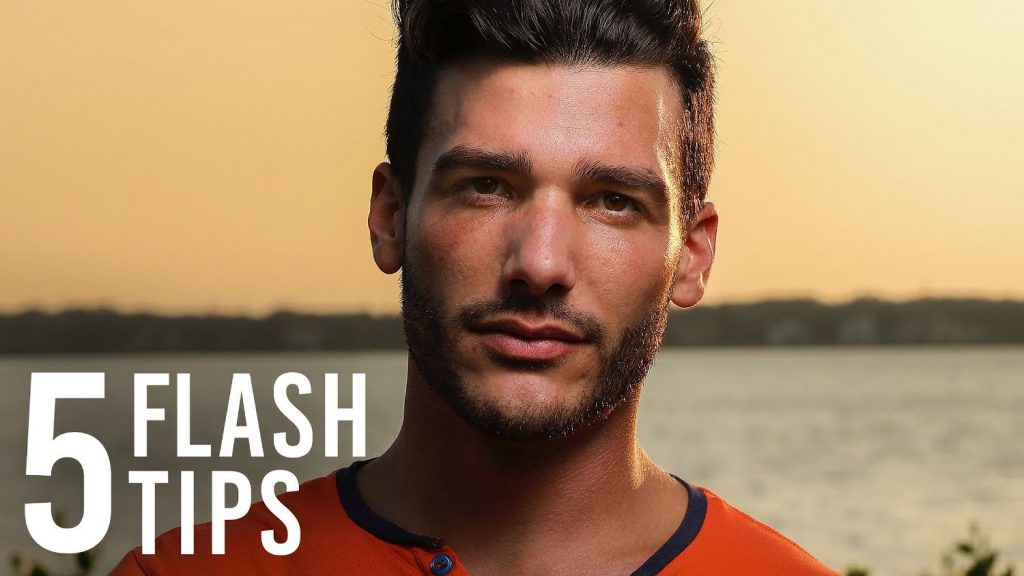 5 Flash Photography Tips for Shooting Portraits