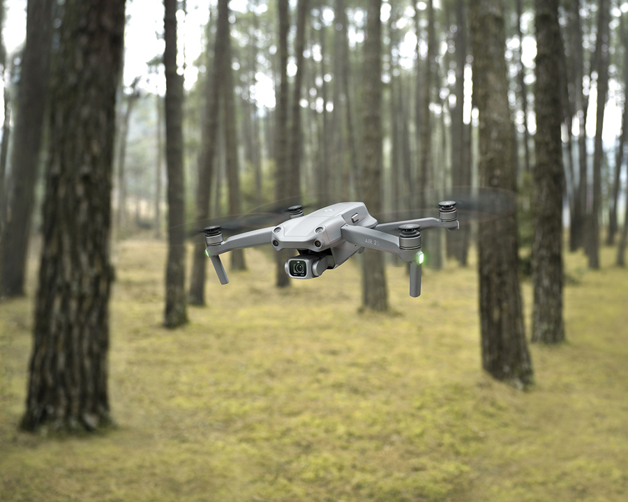 DJI Launches Air 2S