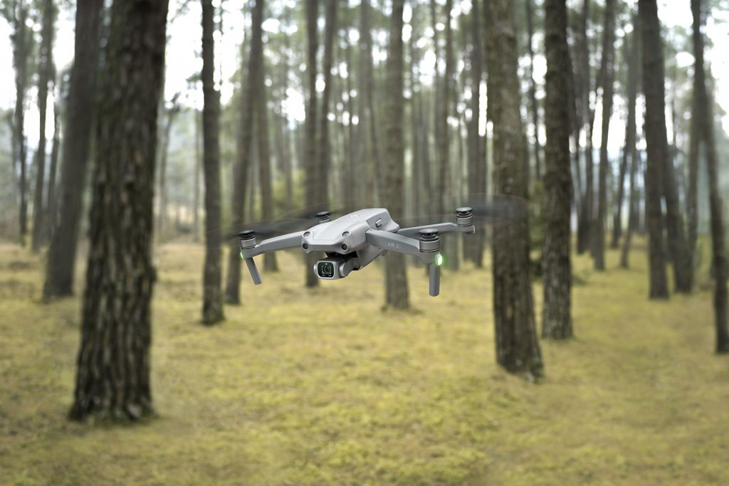 DJI Launches Air 2S with Bigger Image Sensor