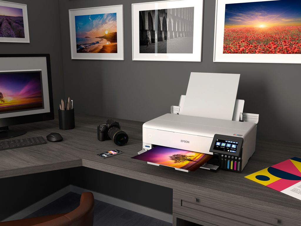 New Epson EcoTank Photo Printers Promise Lower Ink Costs