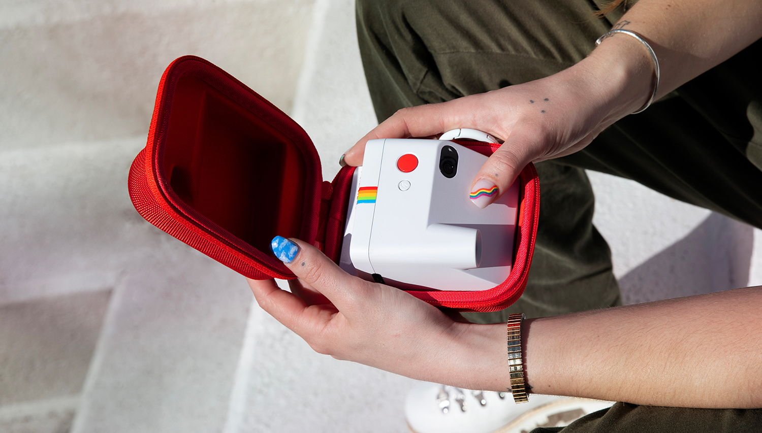 Photo of Polaroid Go case