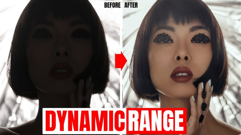 Make Your Portraits POP by Using Dynamic Range