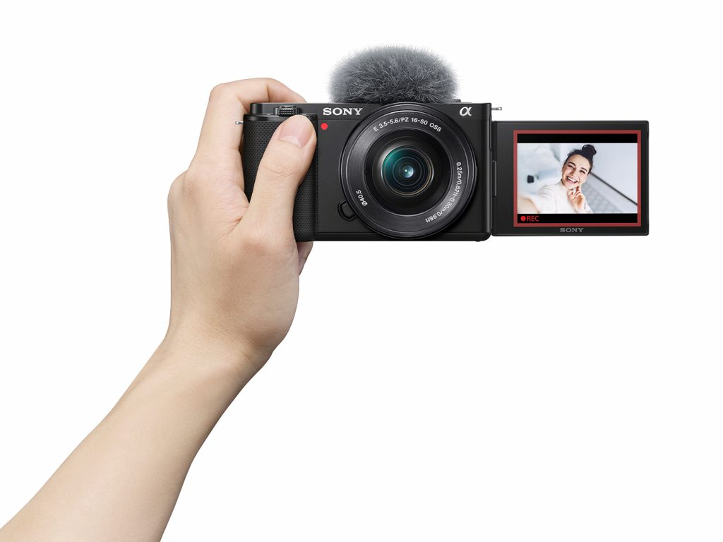 Sony Intros ZV-E10 Mirrorless Camera for Video Creators and Vloggers