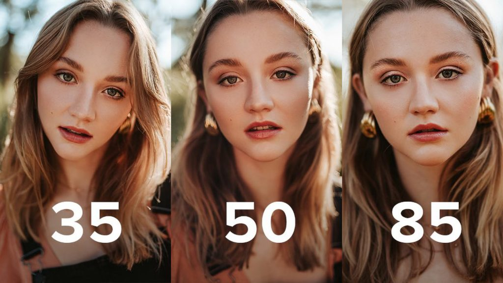 Which Lens Is Best for Portraits? 35mm vs 50mm vs 85mm
