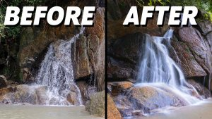Photo of waterfall photography tips