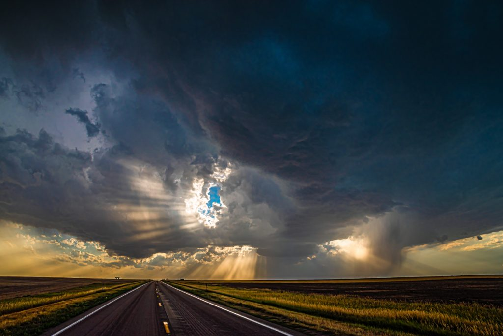 """Stormy Weather"" Photo Challenge Winner Jeremy Janus"